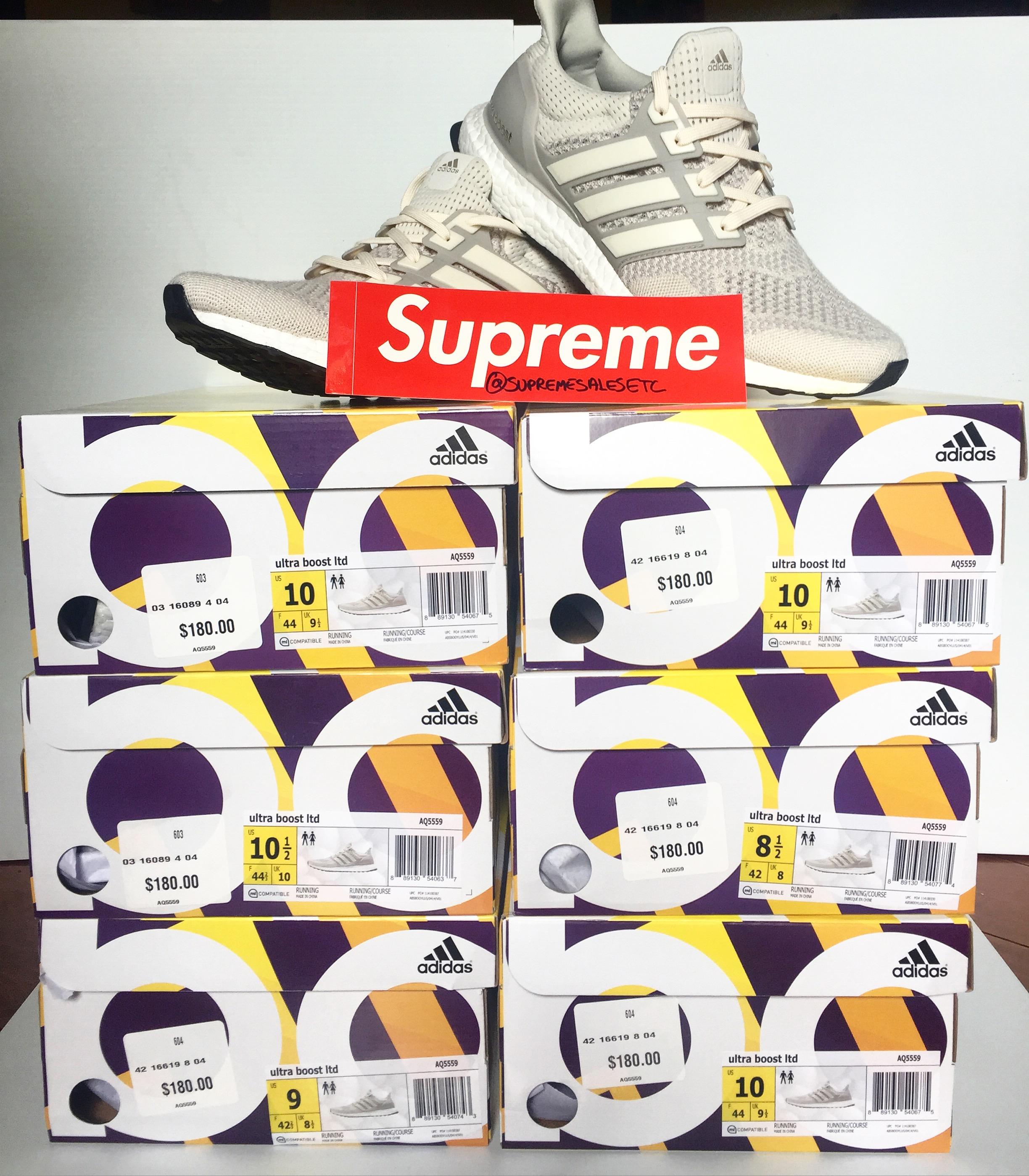 d33e424835f9e Adidas Adidas Ultra Boost Aq5559 Cream