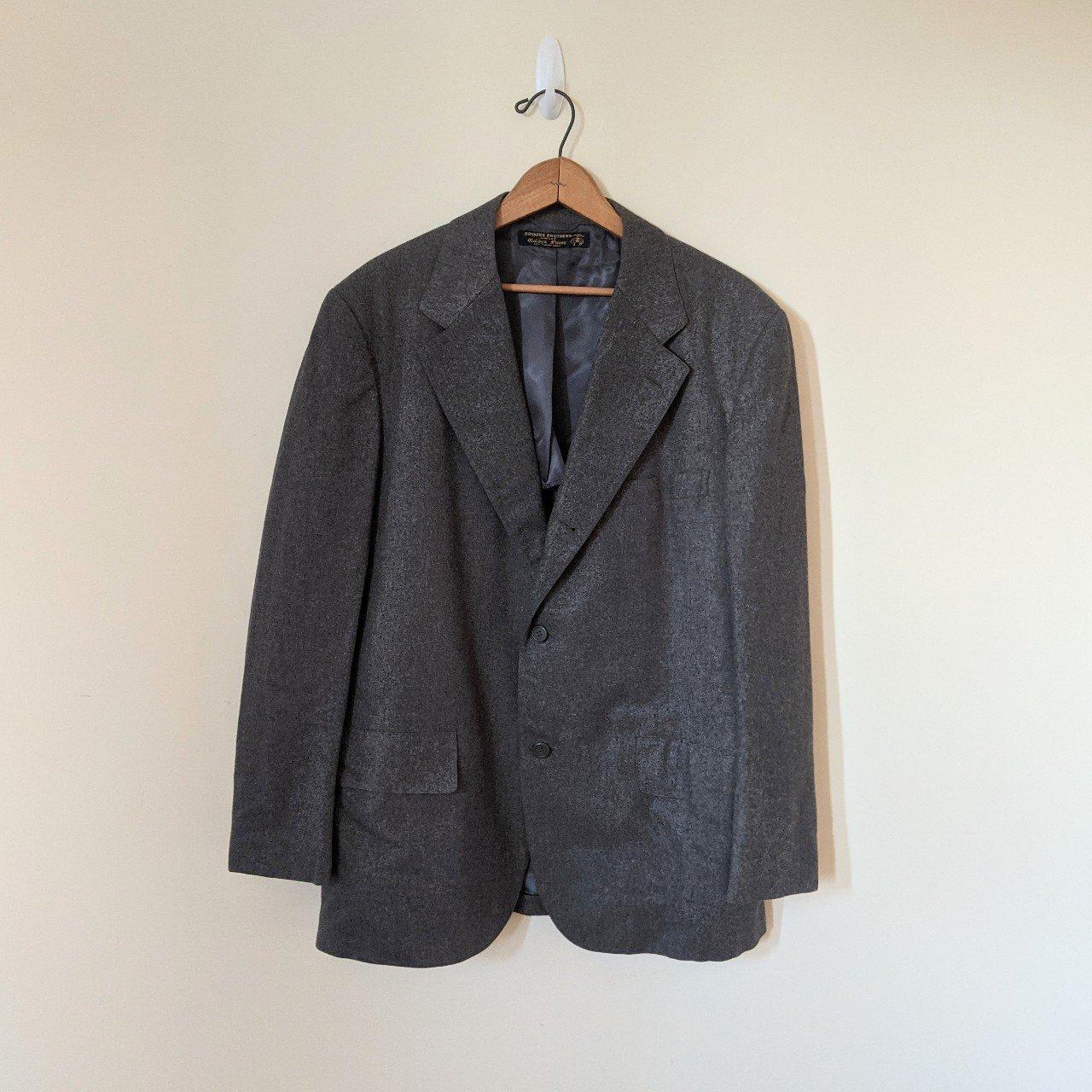 Vintage Felt Blazer
