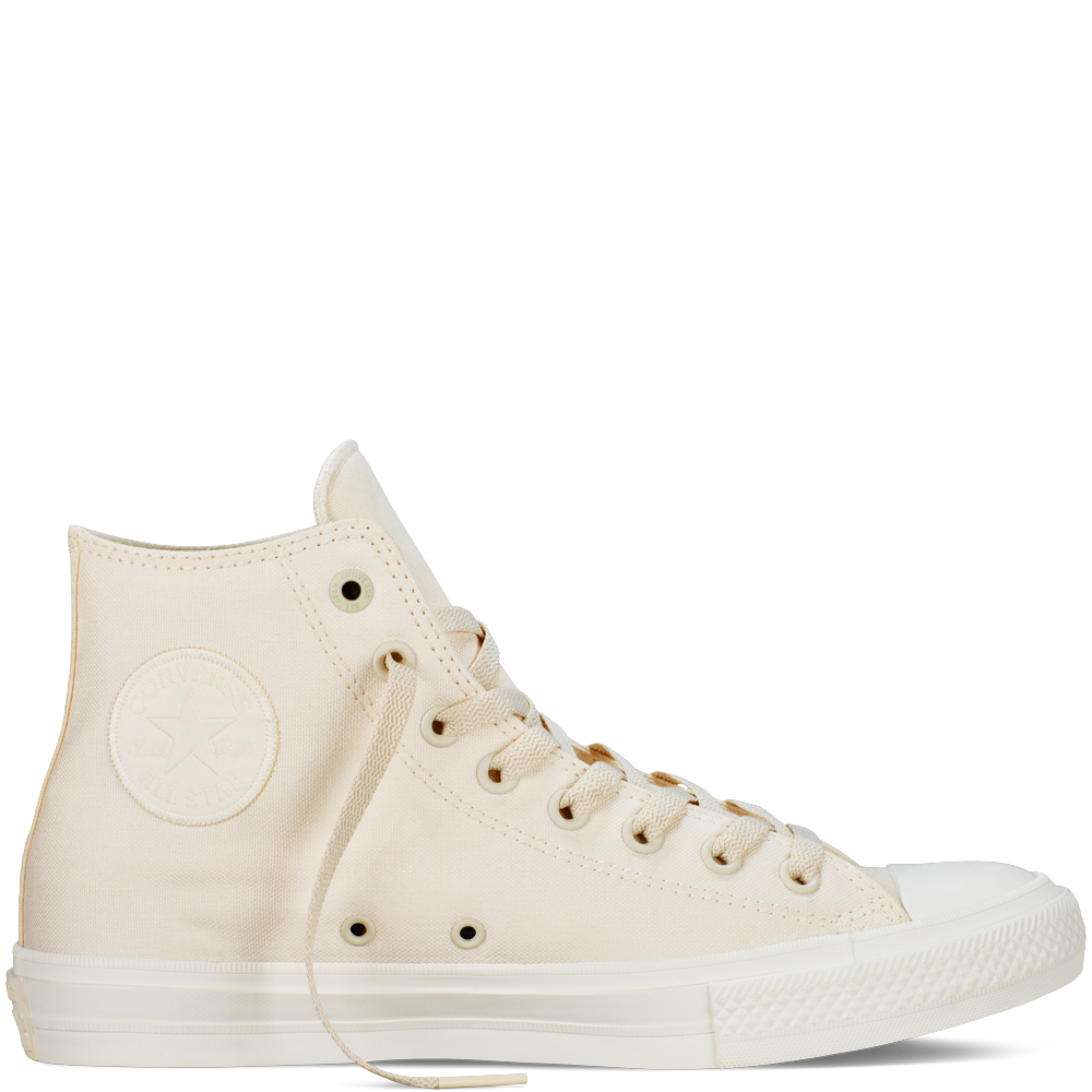 057ff0d94b65 Converse Converse Chuck Taylor All Star II Cream Size 10 - Hi-Top Sneakers  for Sale - Grailed