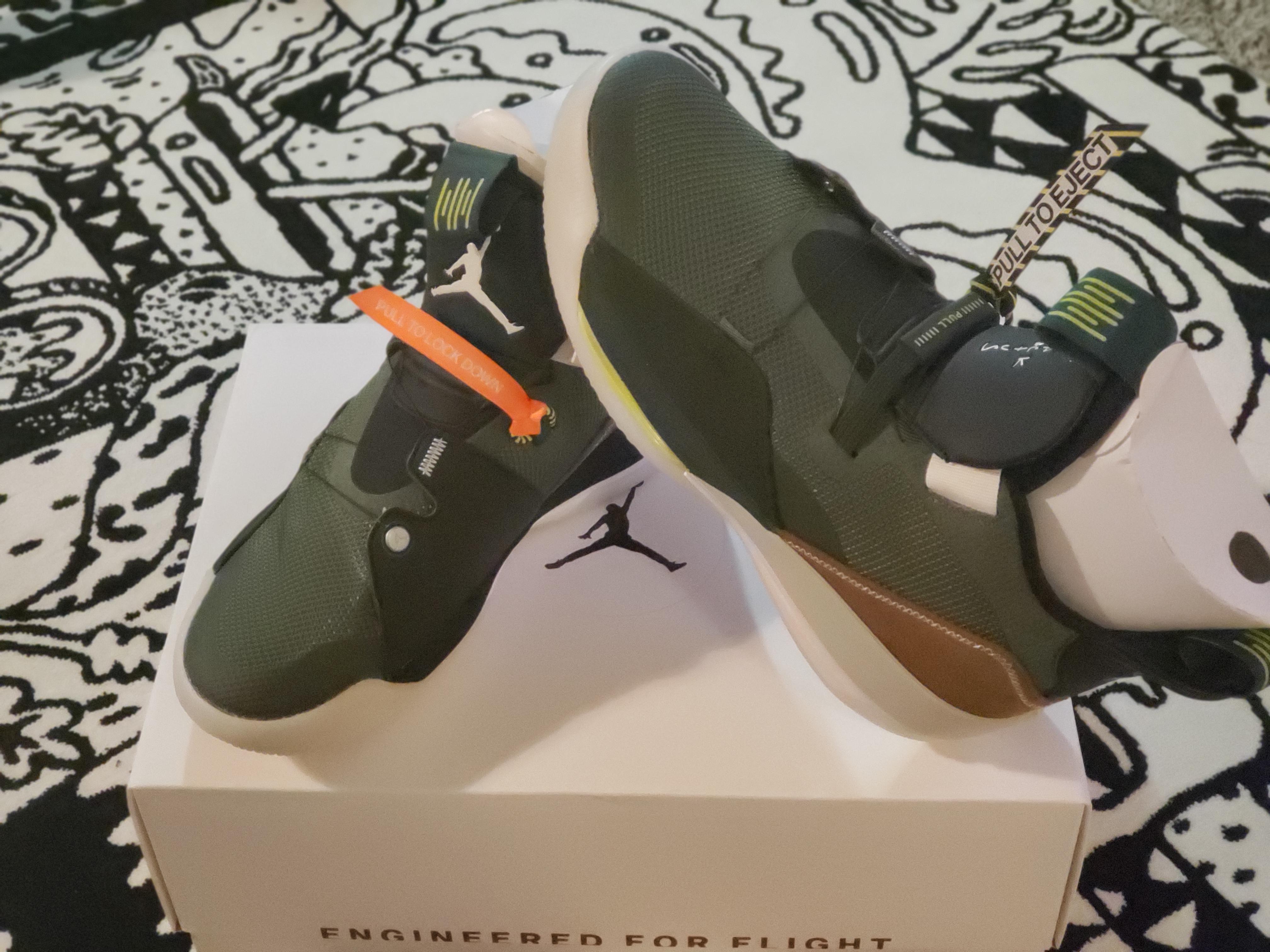 6bc9dde2fa9f48 Nike Jordan 33 Travis Scott