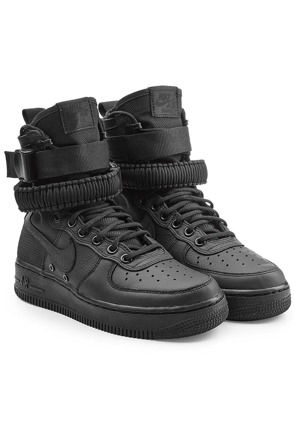 Nike Air Force 1 High SF Triple Black