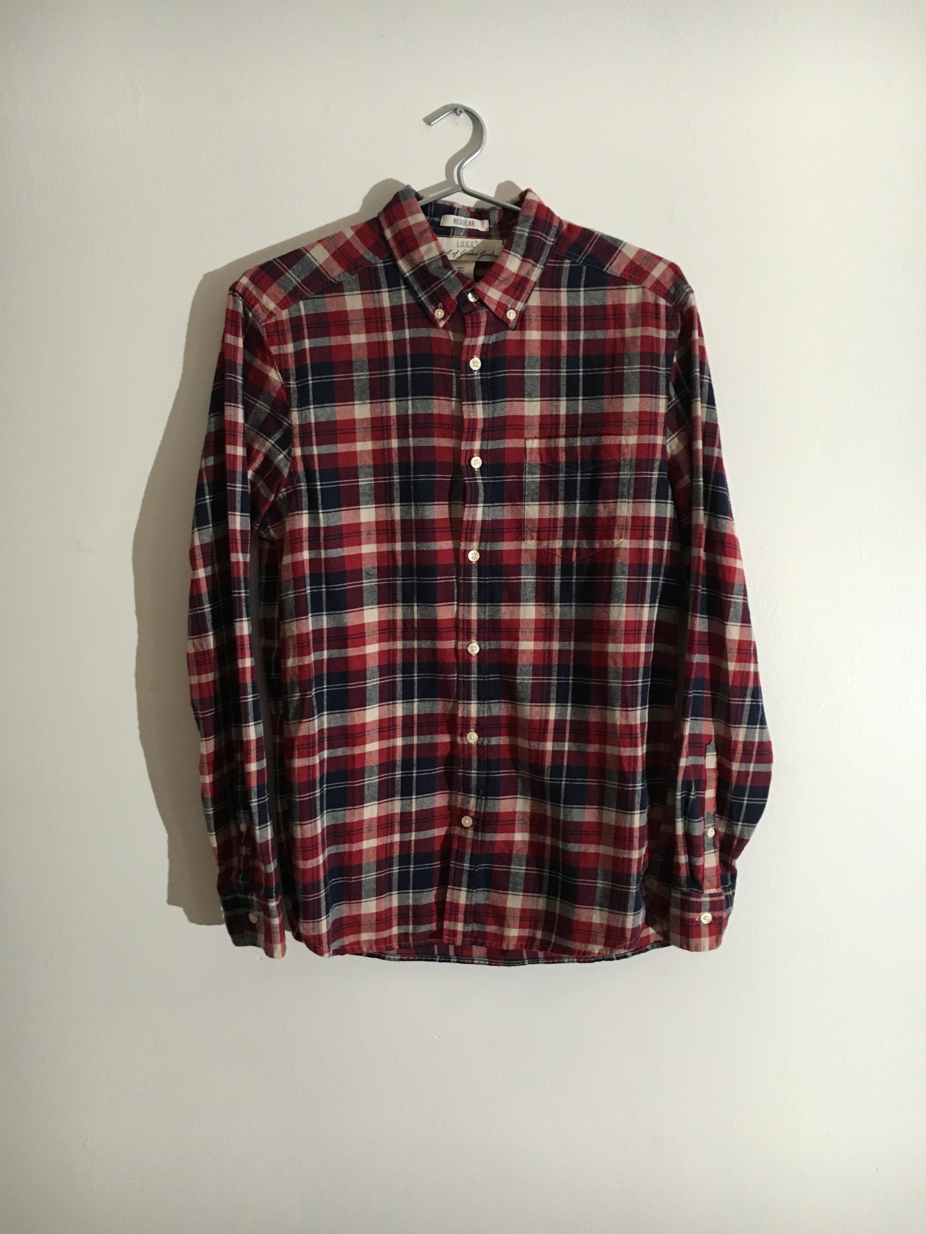 008f9d9bf03 Mens Red Flannel Shirt H M | Azərbaycan Dillər Universiteti