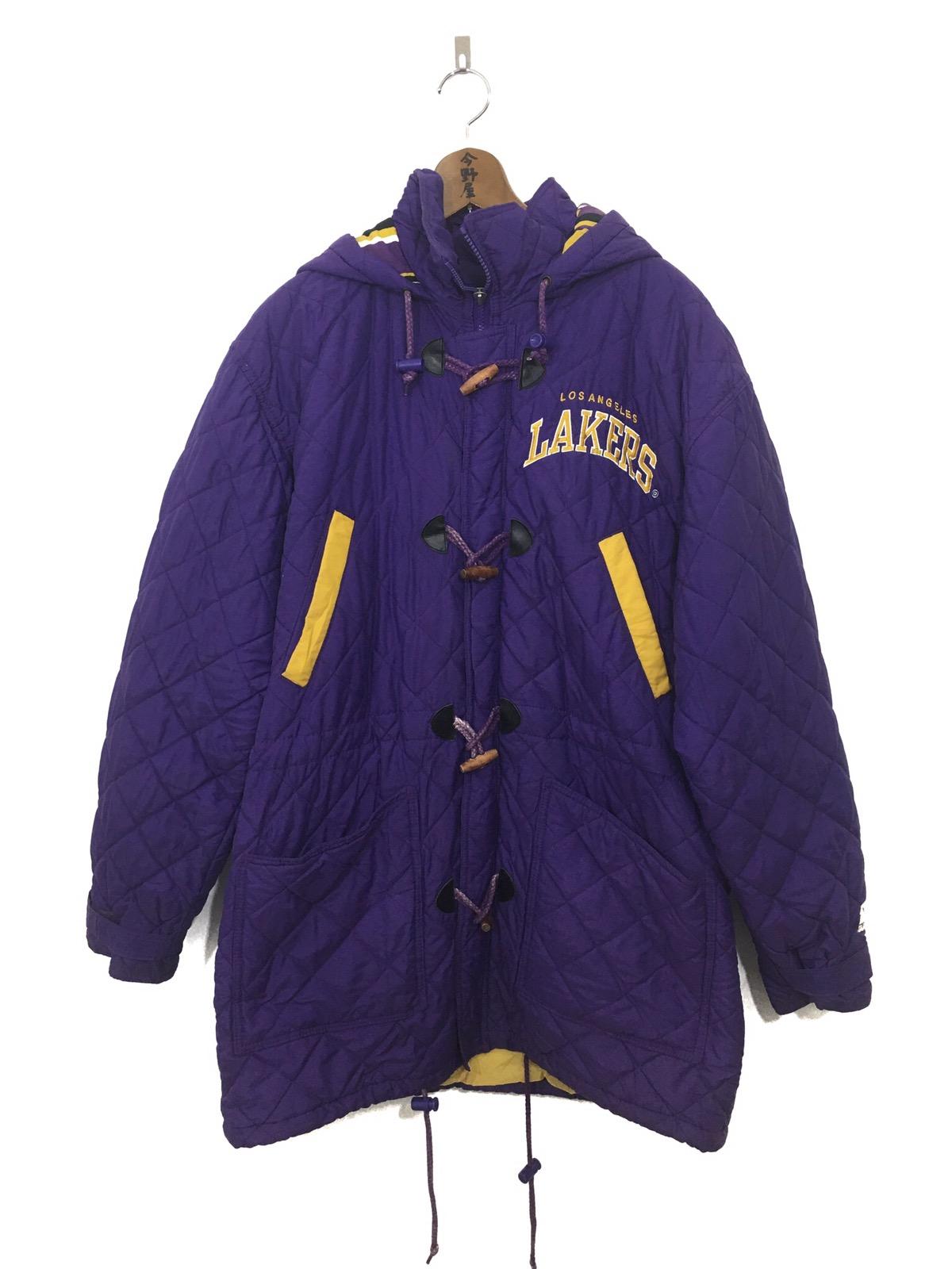 Vintage Vintage L A Lakers Jacket Grailed