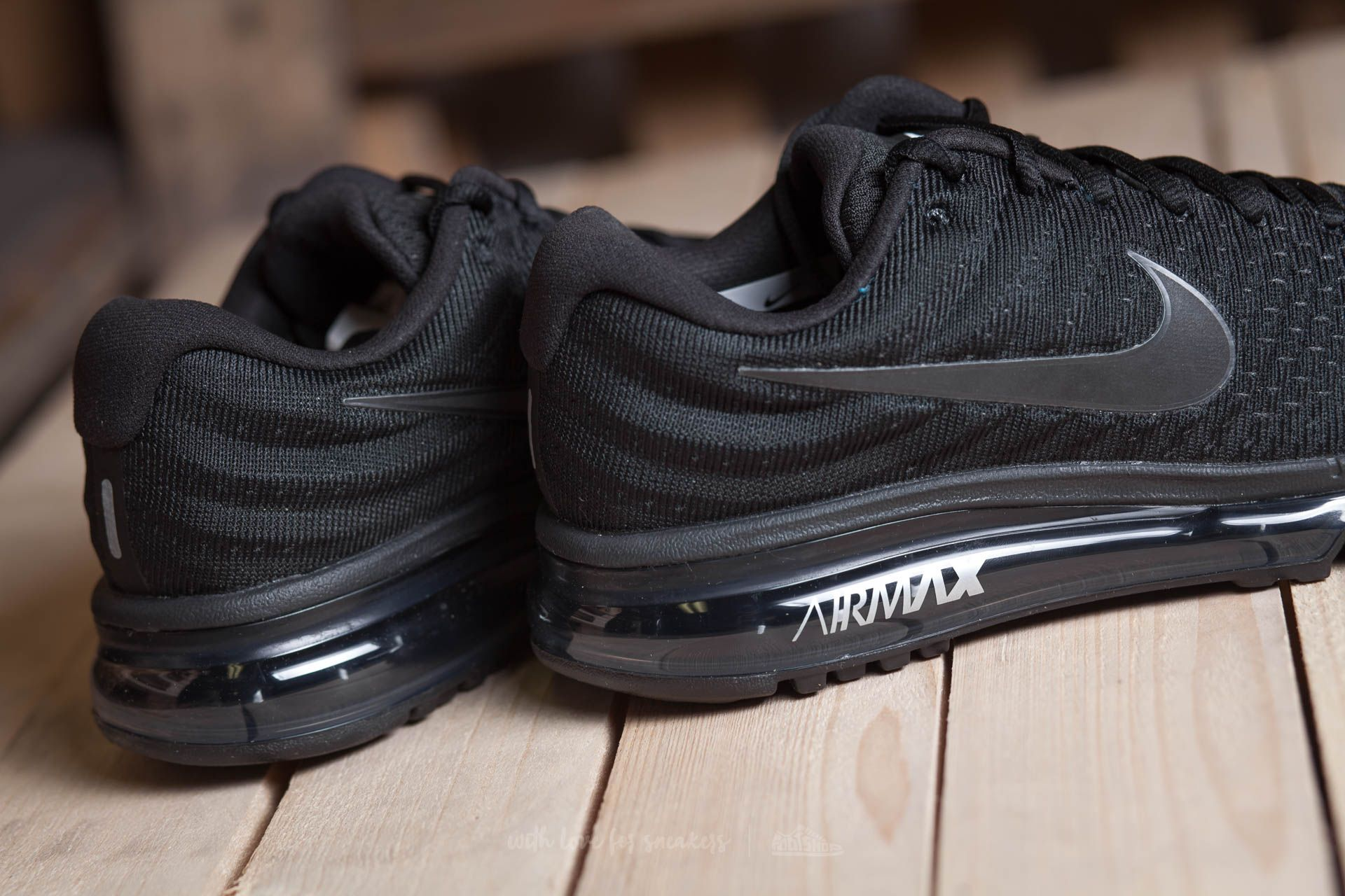 Nike Air Max Triple Black 2017