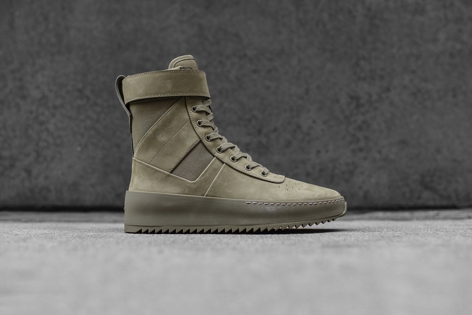 quality design ca4e9 fdcc6 Fear Of God Military Sneaker   Grailed