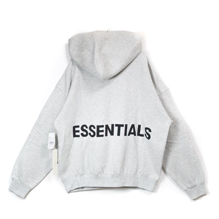00834b47 Pacsun Fog - Fear Of God Essentials Graphic Pullover Hoodie | Grailed