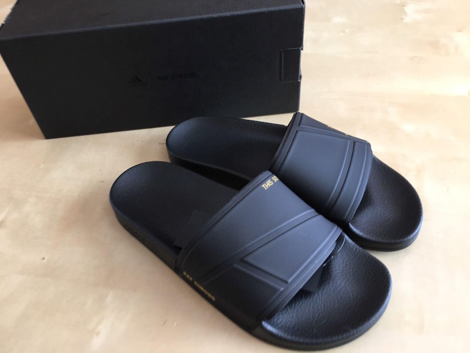 b9202113258d1 Adidas NEW ADIDAS RAF SIMONS BUNNY ADILETTE SLIDE Size 7 Size 7 - Sandals  for Sale - Grailed