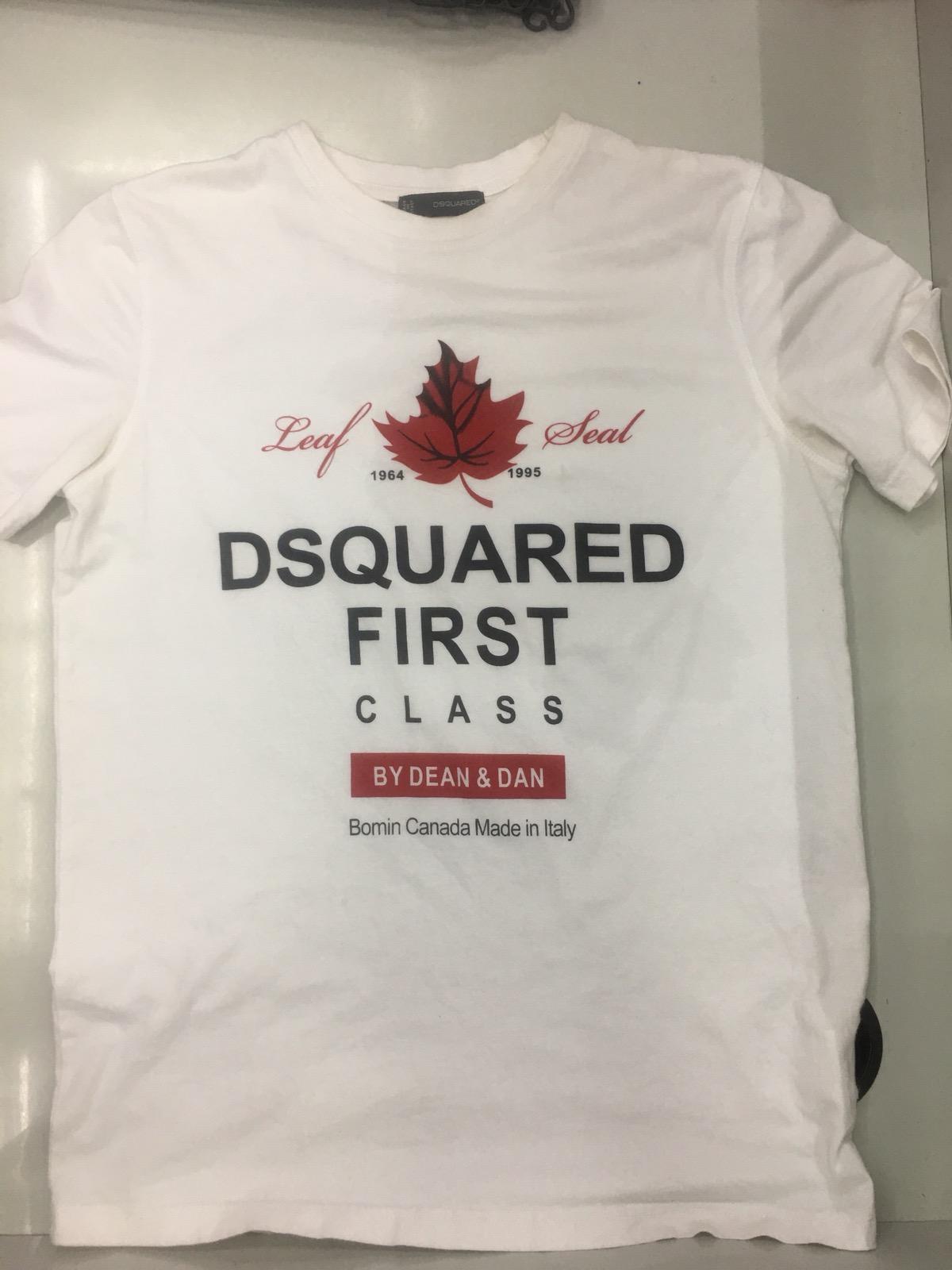 b5e9c86e6983b Dsquared2 dqsuared2 t-shirt short sleeve Size l - Short Sleeve T ...