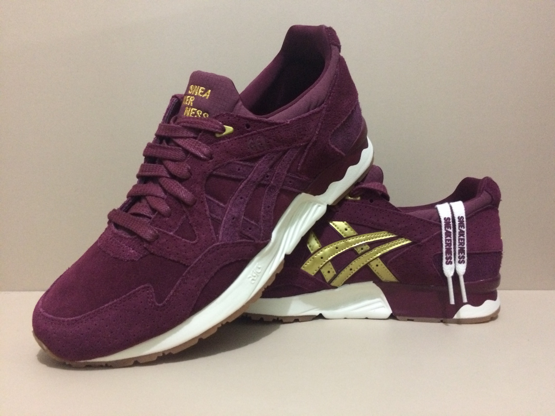 "brand new 01f85 25b02 Asics Gel Lyte V ""Passport"""